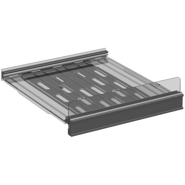 30247 1ft Adjustable Tray w 1.25 Flip Up