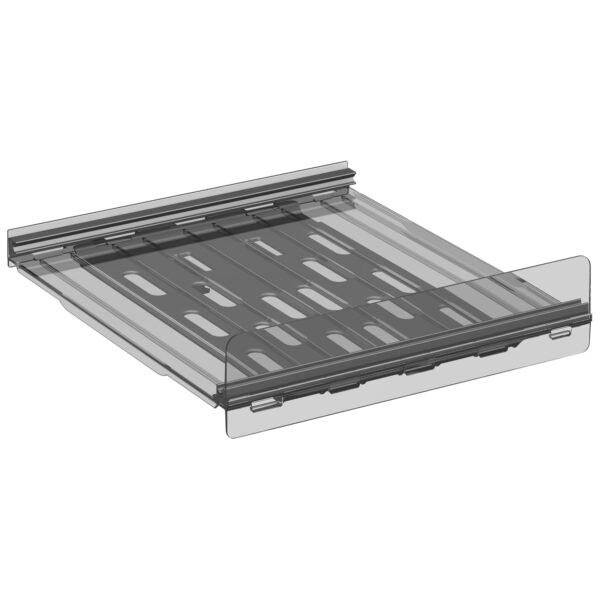 30249 1ft Adjustable Tray wo Channel