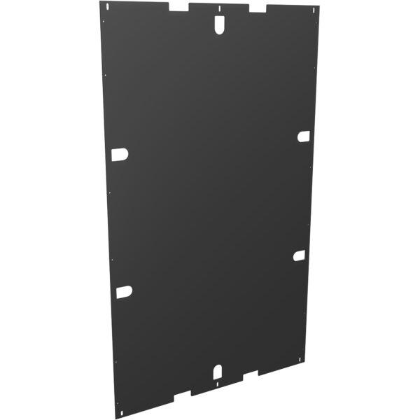 50303 Back Panel Kit 3ft Low Profile Metal Display