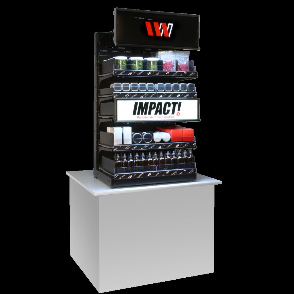 IMPACT! 2' Compact Display