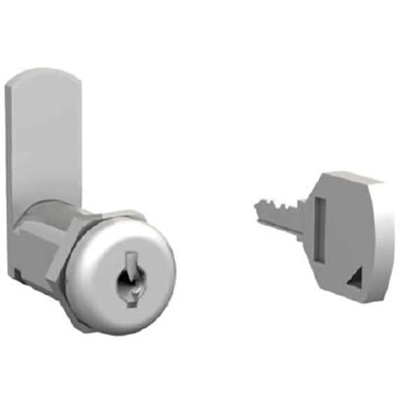 Impact Key Lock