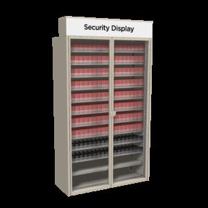 Locking Security Displays